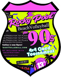 Oct 13th Rocky Point Volleyball Tournament