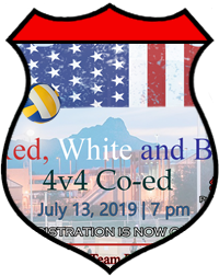 July 13th All-Nighter 4v4 Coed Volleyball Tournament A/B - July 13th All-Nighter 4v4 Coed Volleyball Tournament A/B