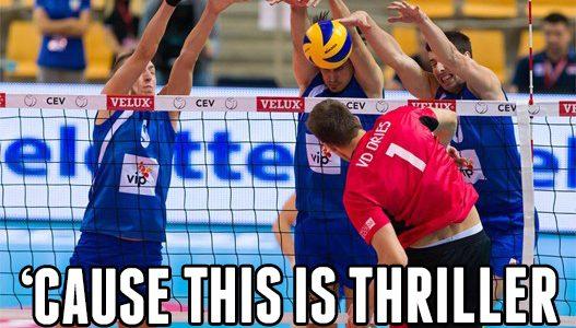 Top 8 Volleyball Team Names So Far!