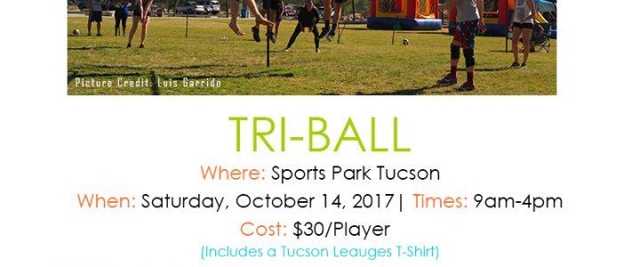 3v3v3 Tri-Ball Grass Volleyball Tournament