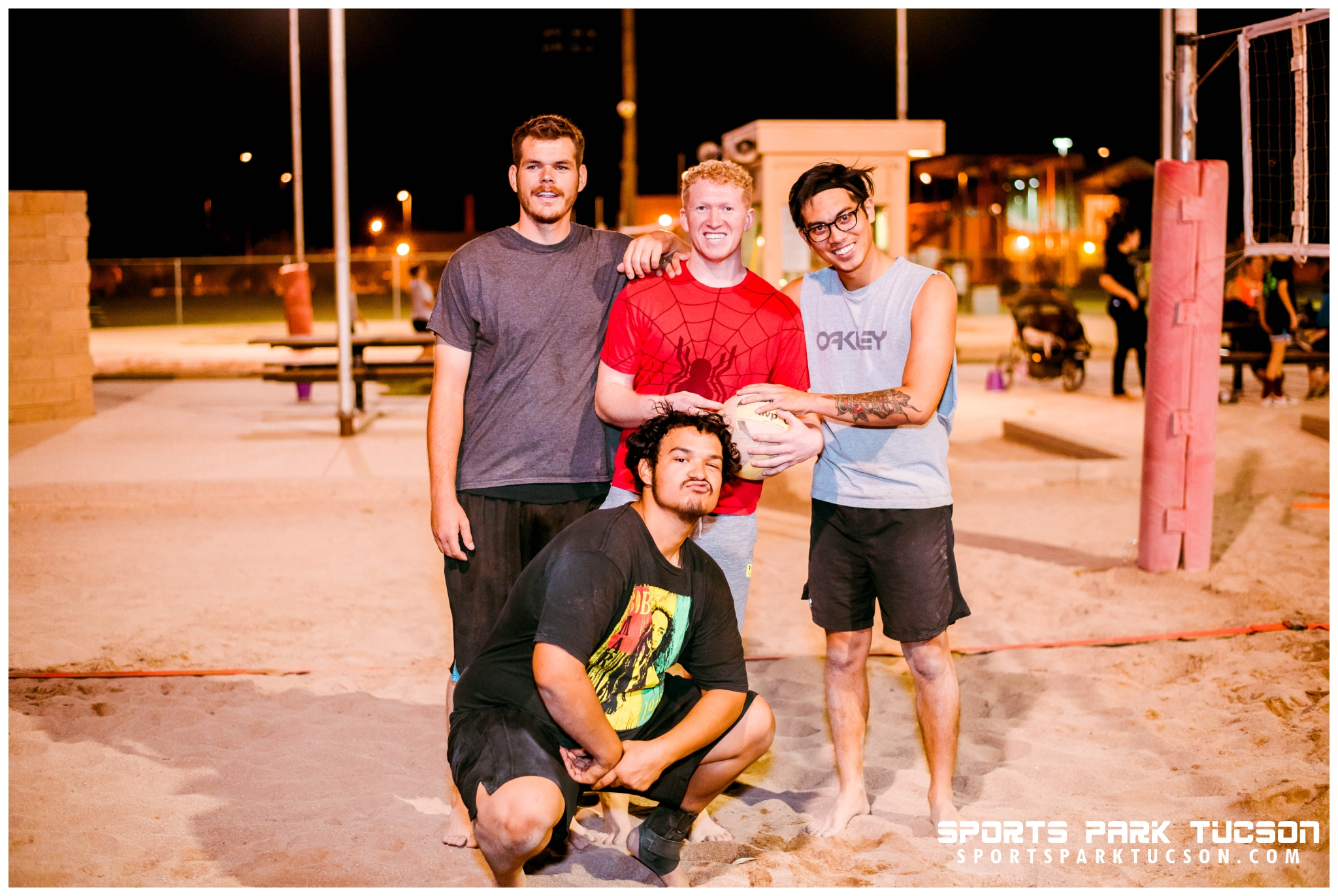 Volleyball Tue Mens 4 v 4 - Gold, Team: How I Set Your Mother