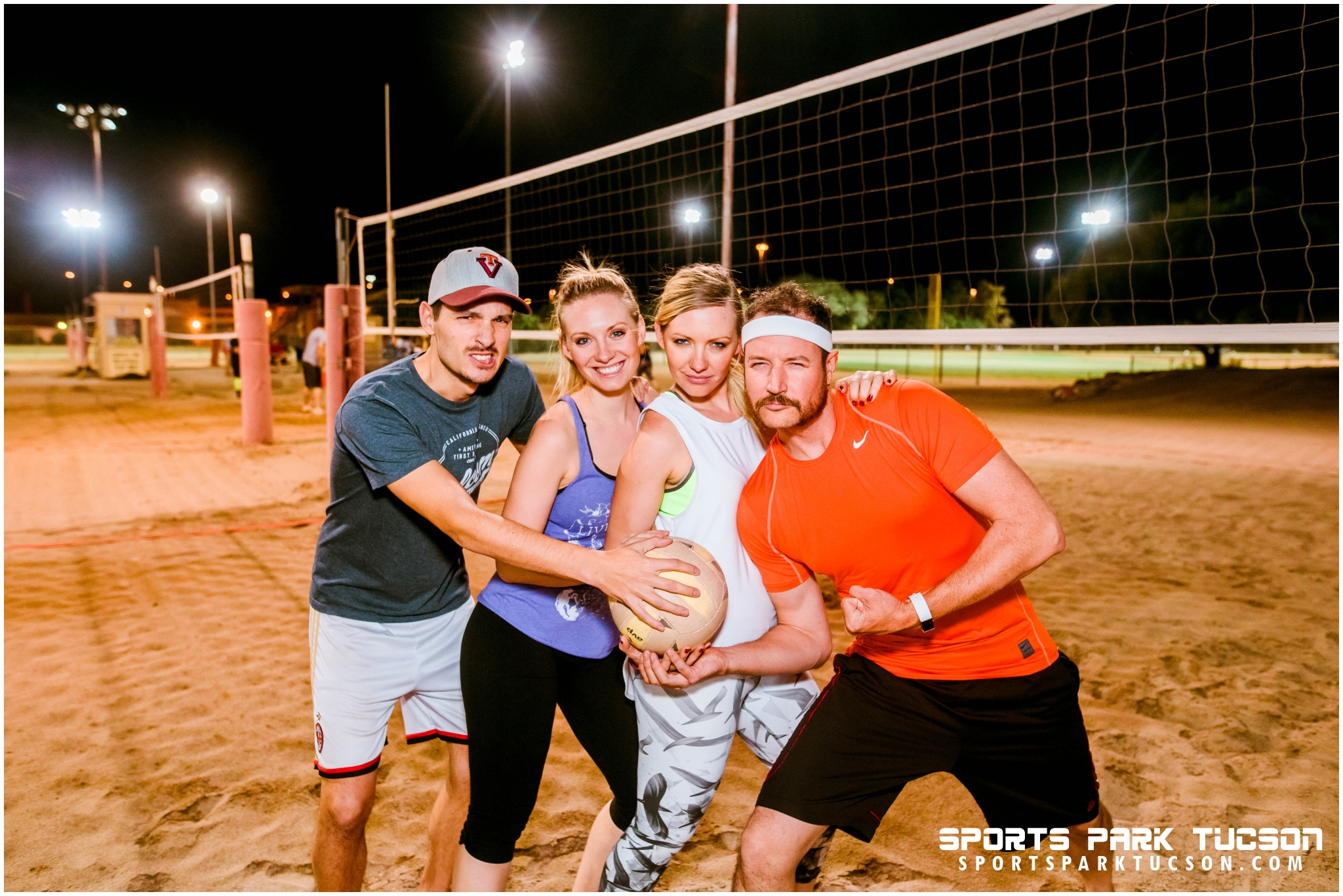 Volleyball Wed Co-ed 4 v 4 - Silver, Team: Bump, Set, Psych