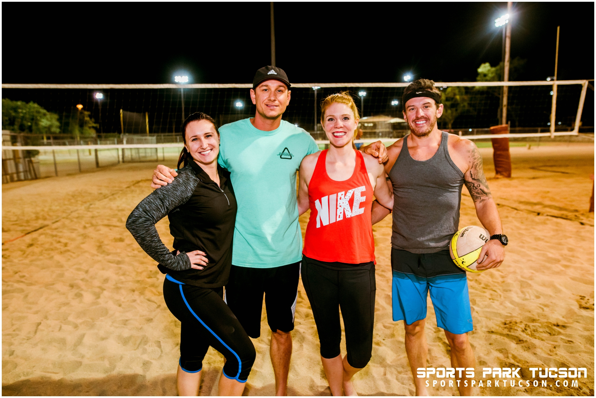 Volleyball Wed Co-ed 4 v 4 - Gold, Team: Wolfing Hard