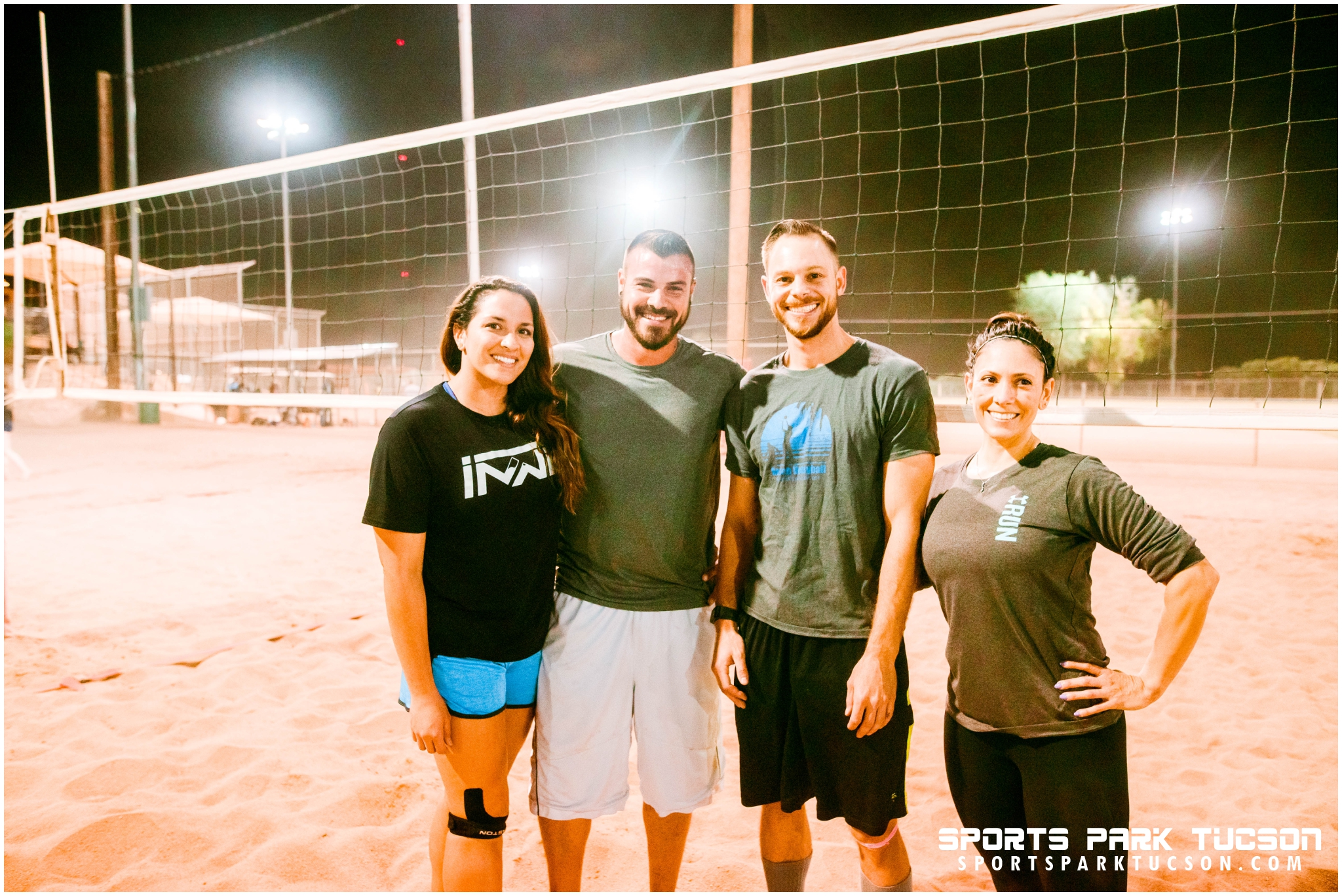 Volleyball Wed Co-ed 4 v 4 - Gold, Team: Bumpin ugly