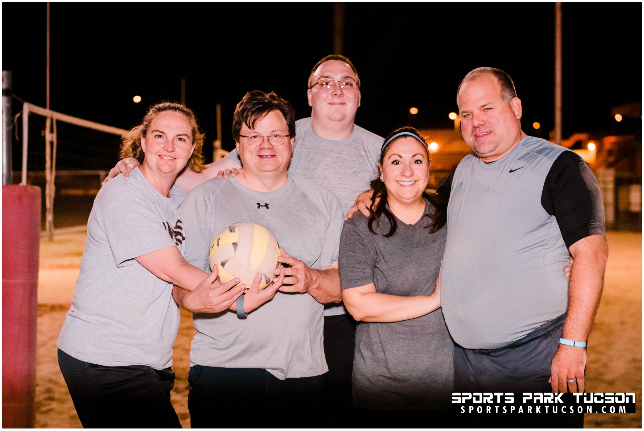 Volleyball Wed Co-ed 4 v 4 - Silver, Team: Sandbaggers