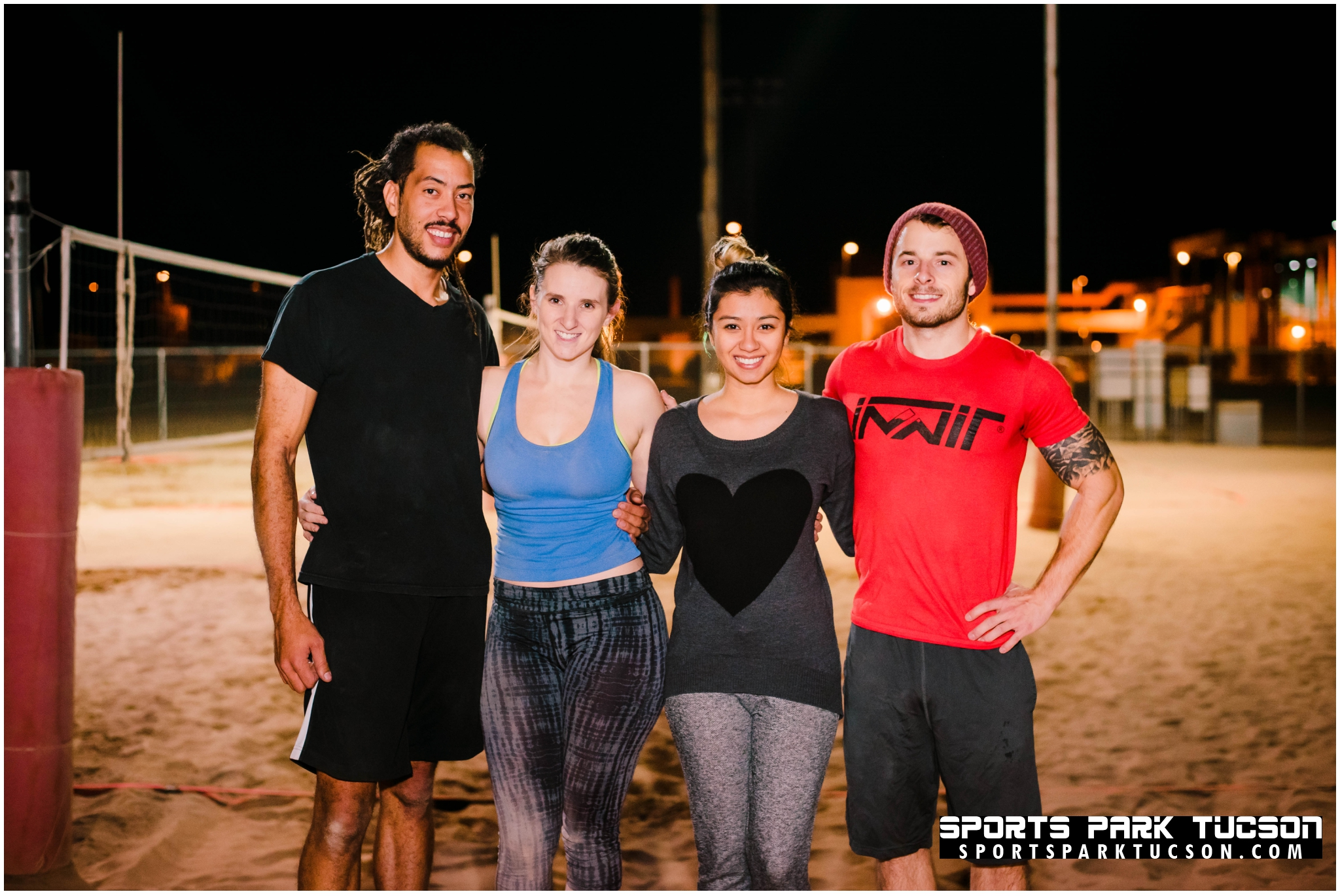 Volleyball Wed Co-ed 4 v 4 - Silver, Team: The Newbies