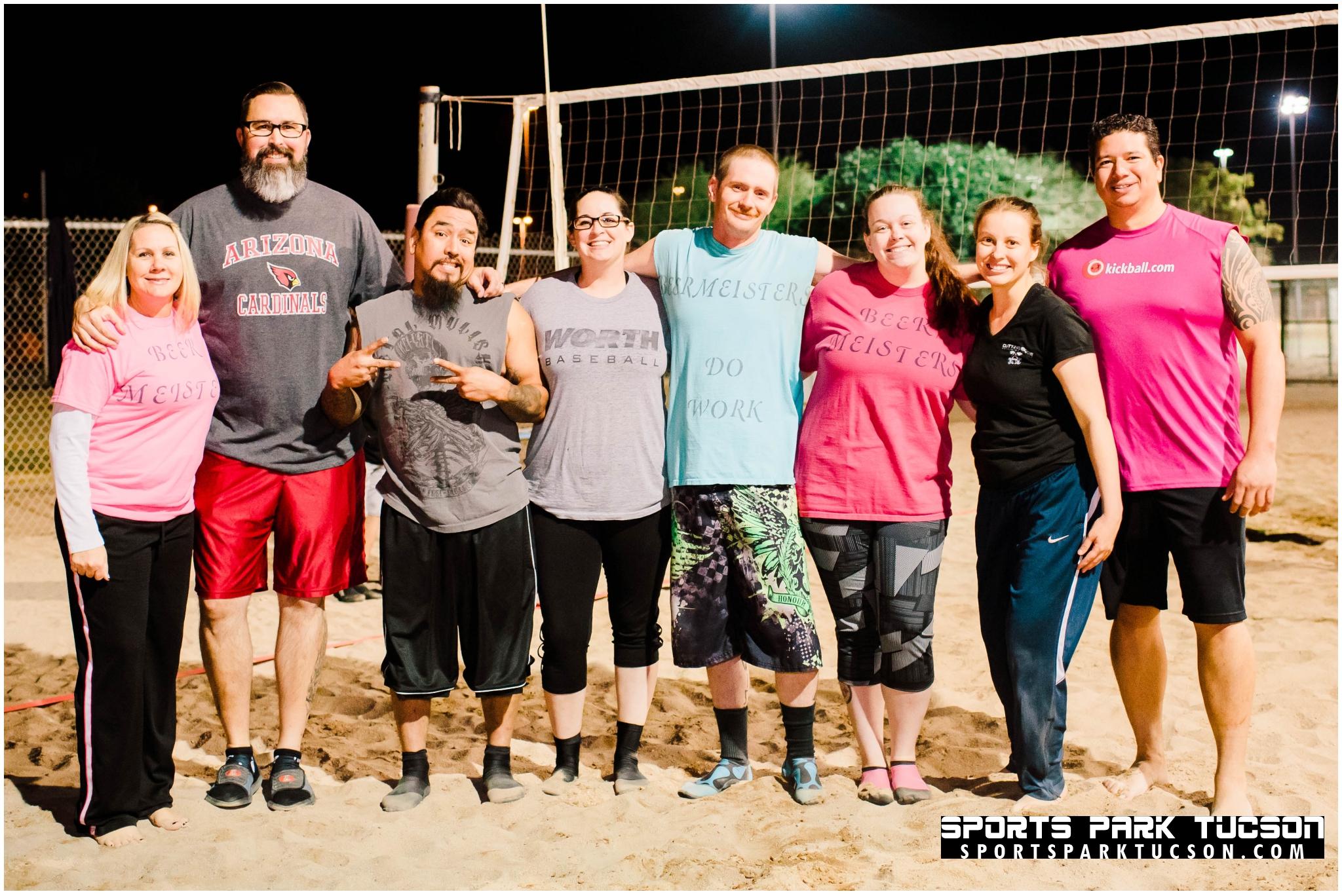 Volleyball Fri Co-ed 6v6 - C, Team: Beermeisters