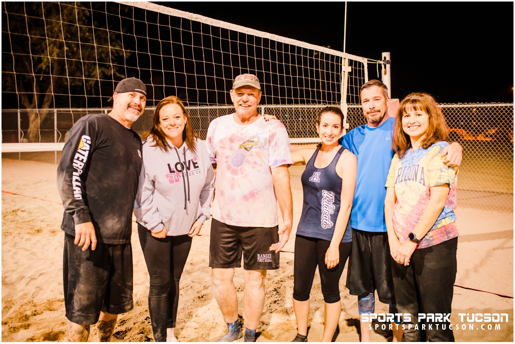 Volleyball Fri Co-ed 6v6 - C, Team: Spike-a-delic