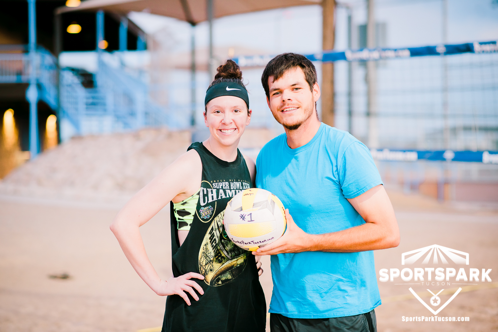Volleyball Sun Co-ed 2v2 - A/B, Team: New Kids on the Block