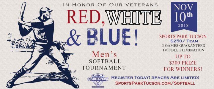 Nov 10th RWB Softball Tournament Men's 10v10