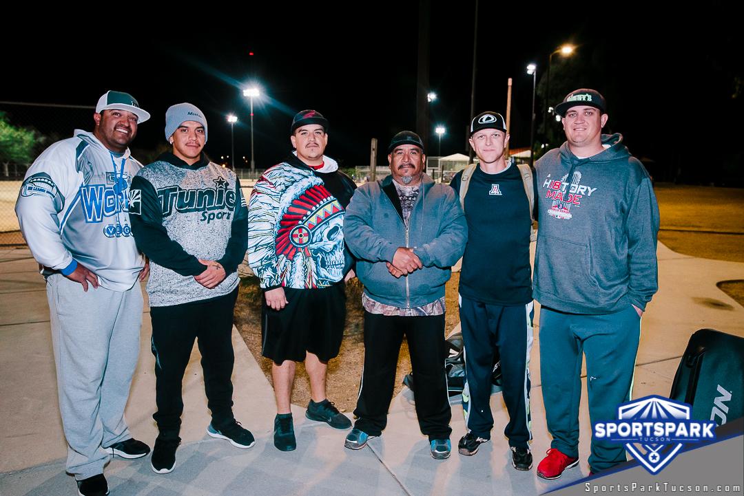 Softball Fri Men's 10v10 - C, Team: Killin Time
