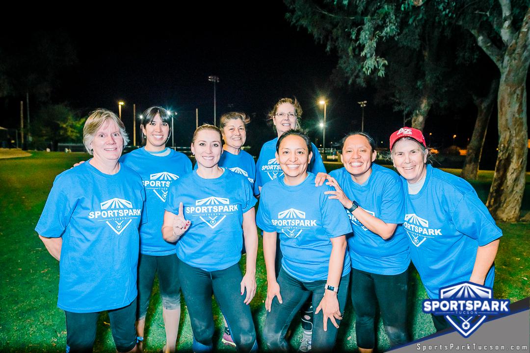Volleyball Thu Women's 6v6 - C Champions
