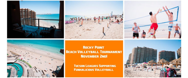 Nov 2 Rocky Point Volleyball Tournament Co-ed Lite 4v4