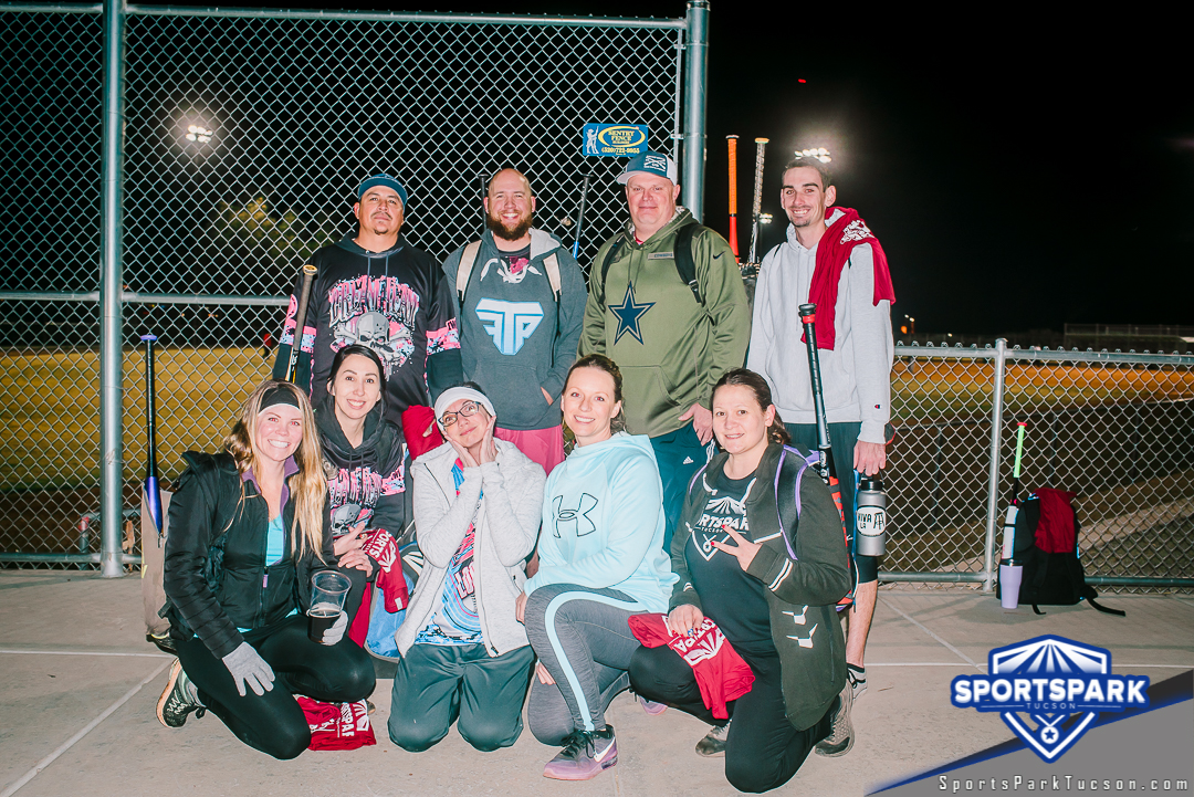 Softball Fri Co-ed 10v10 - E Champions