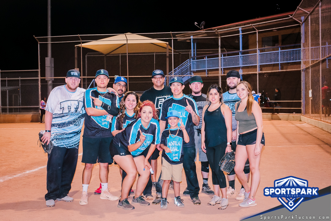 June 13th Softball Tournament Co-ed Lite 10v10 - Upper Champions
