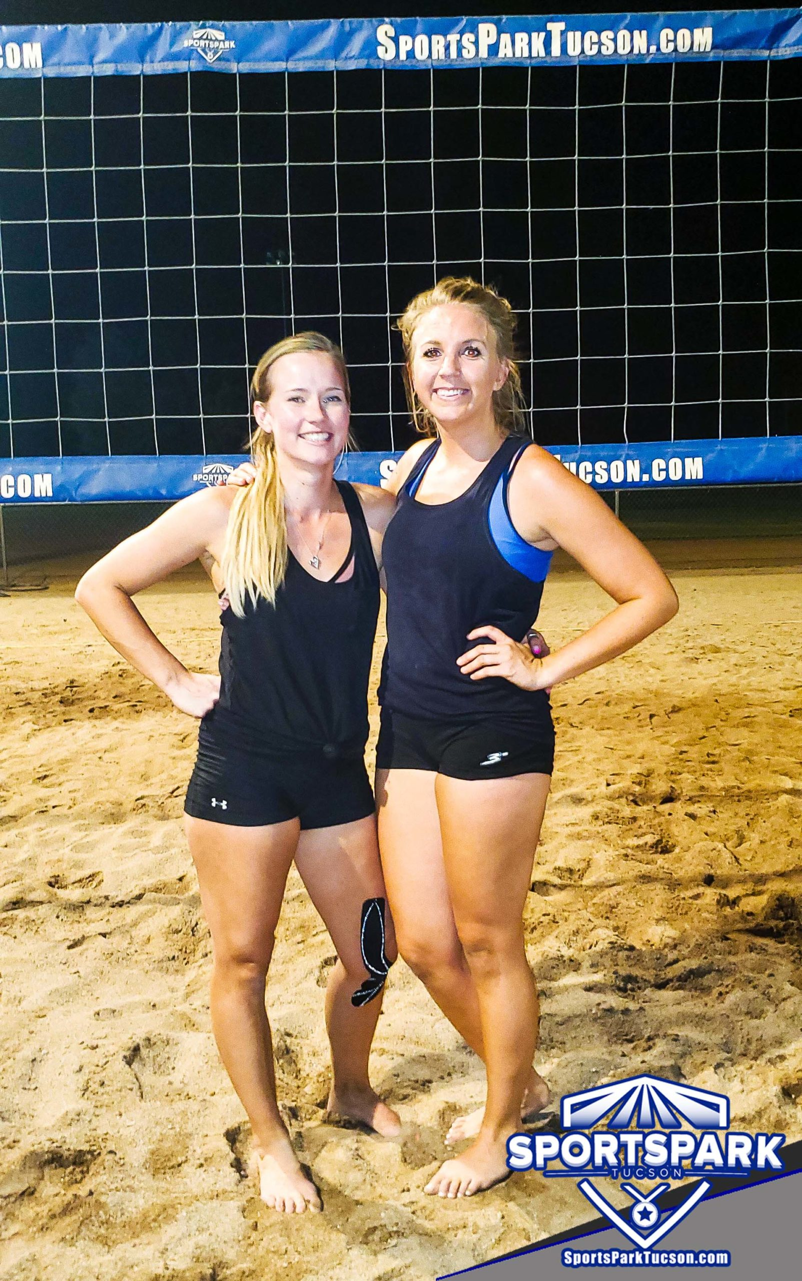 Volleyball Tue Women's 2v2  Champions
