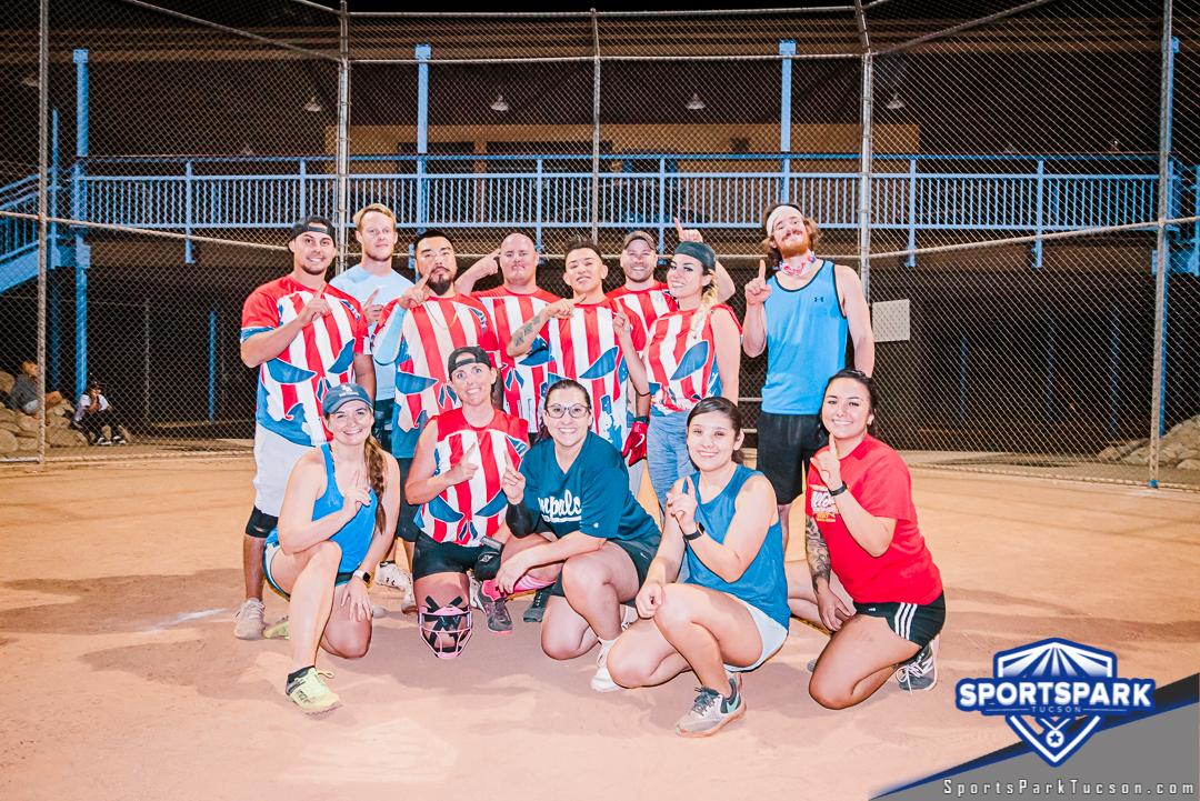 Sep 12th Softball Tournament Co-ed 10v10 - Lower Champions