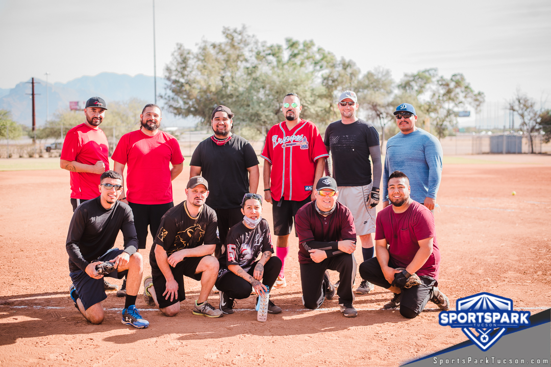 Nov 21st Softball Tournament Men's 10v10 - Lower 2, Team: The squad
