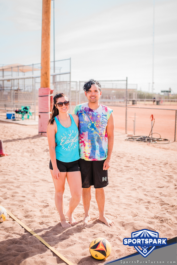 Nov 21st Doubles Sand Volleyball Tournament Co-ed 2v2, Team: sub-zer0