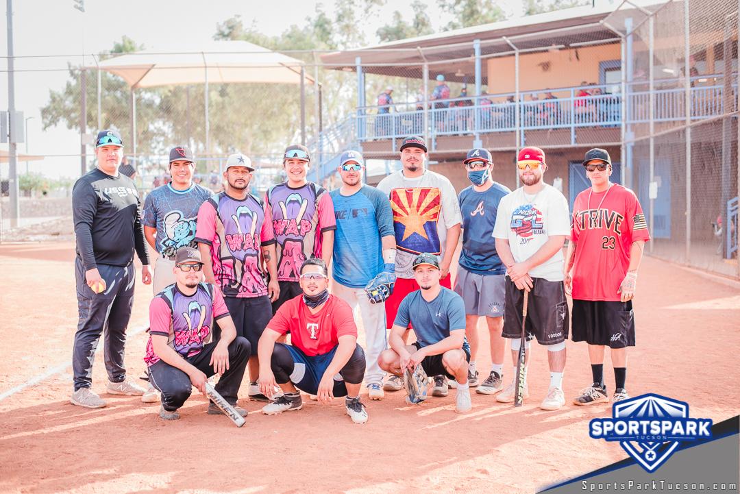 Nov 21st Softball Tournament Men's 10v10 - Upper, Team: WAP Smashers