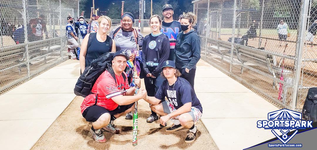 Softball Fri Co-ed 10v10 - D, Team: Hoe Nation