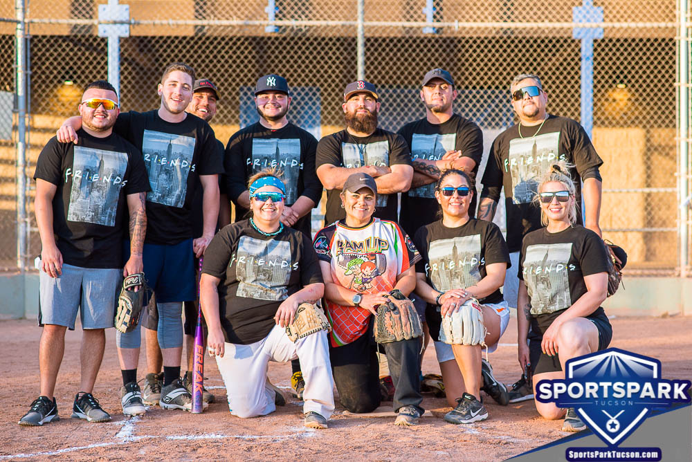 Apr 17th Softball Tournament Co-ed Lite 10v10 - Lower Champions