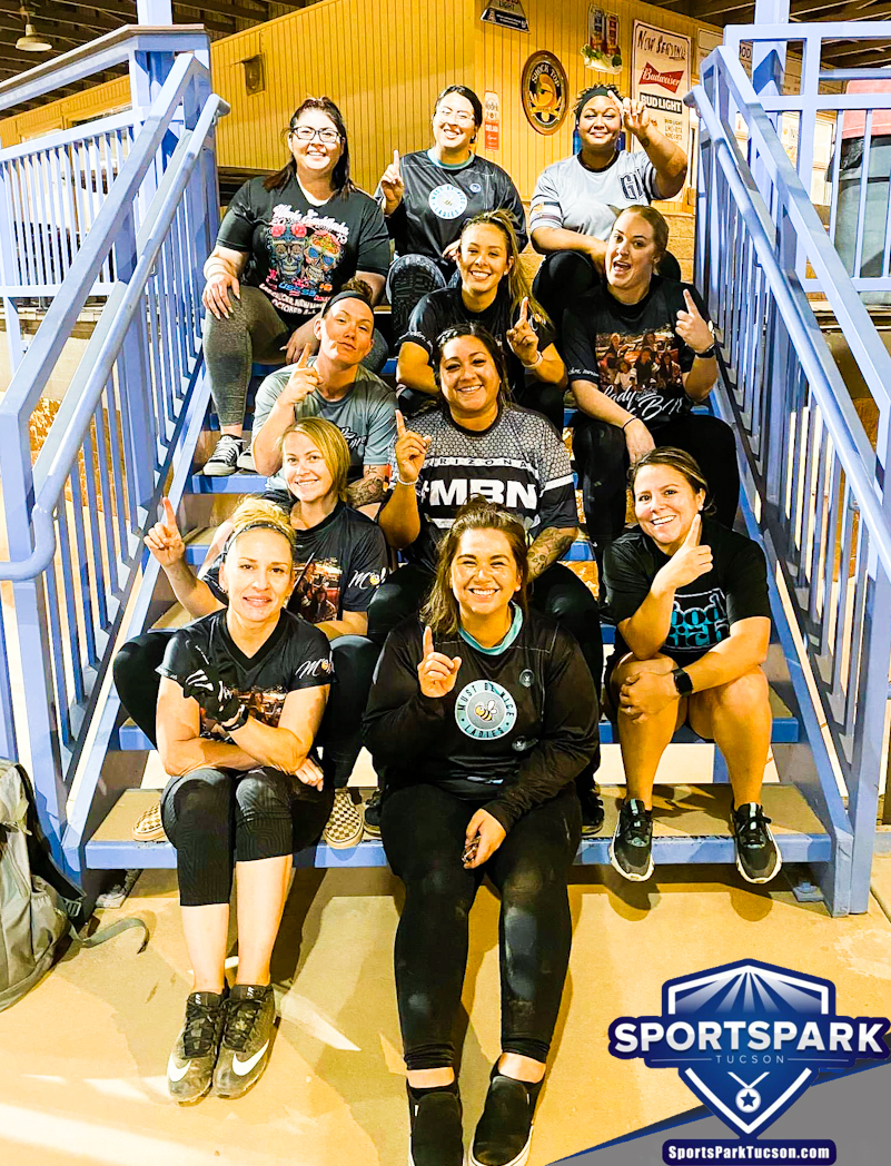 Softball Tue Women's Double Headers 10v10 Champions