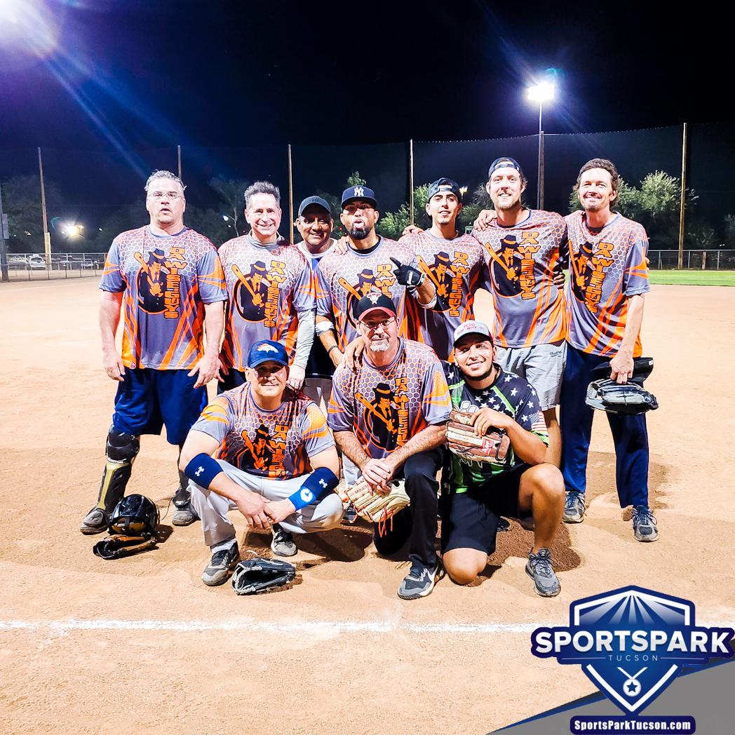 Softball Fri Men's 10v10 - E-2 Champions